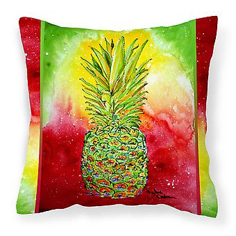 Carolines Treasures  8395PW1414 Pineapple Fabric Decorative Pillow