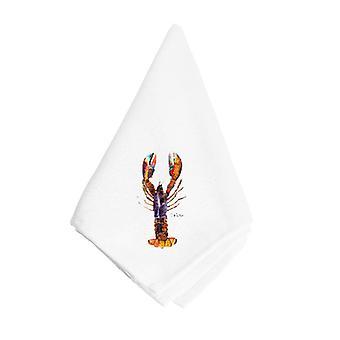 Carolines Treasures  8716NAP Lobster Napkin