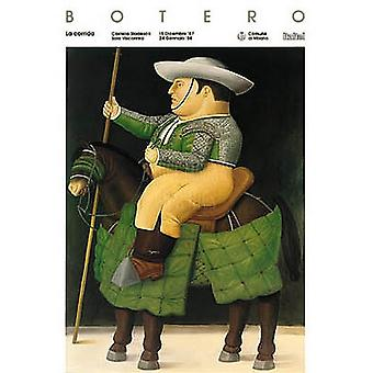 Picadores плакат печати Фернандо Ботеро (28 x 40)