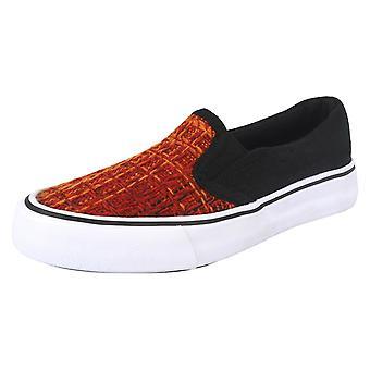 Jungen JCDees Slip-On Canvas-Schuhe