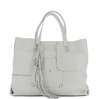 Henry Béguelin women's BD3006706GESSO White leather tote