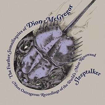 Dion McGregor - Further Somniloquies of Dion McGregor (More Ou [CD] USA import