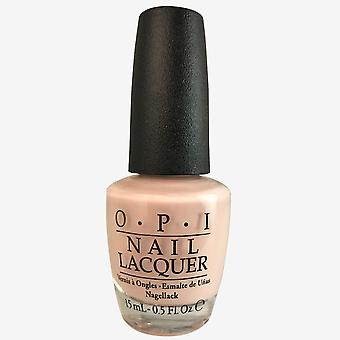 OPI Lacquer-Stop It I'm Blushing