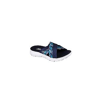 Skechers Womens Sandal 14667 Navy