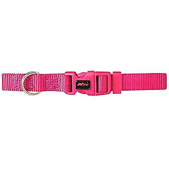 Nayeco Basic dog collar Fucsia Talla L (Dogs , Collars, Leads and Harnesses , Collars)