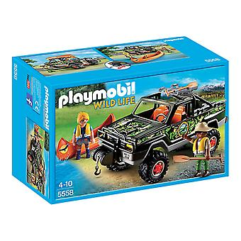 Playmobil Wild Life Adventure 5558
