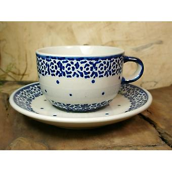 Cup and saucer for tea o. coffee, 200 ml volume, tradition 54 - BSN 21954