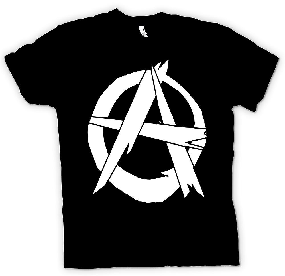 Femmes T-shirt - Anarchy - Punk