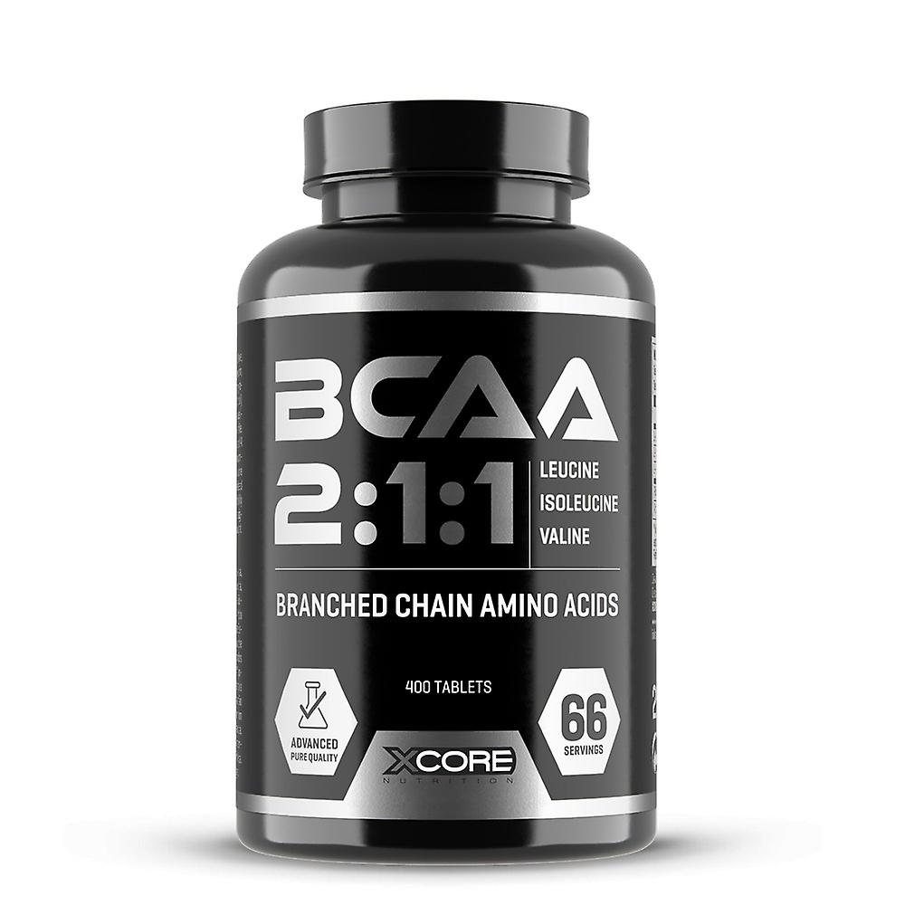 XCORE - BCAA 2 1 1 400 tabs - Exercise recovery
