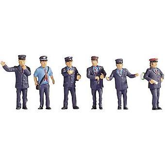 NOCH 15267 H0 Figures Railway Officer from Austria