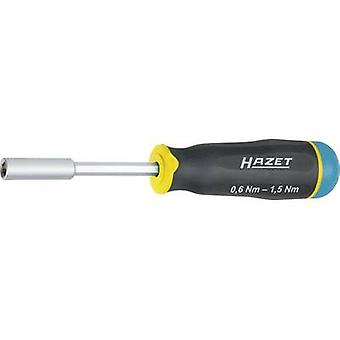 Workshop Torque screwdriver Hazet 0.6 - 1.5 Nm