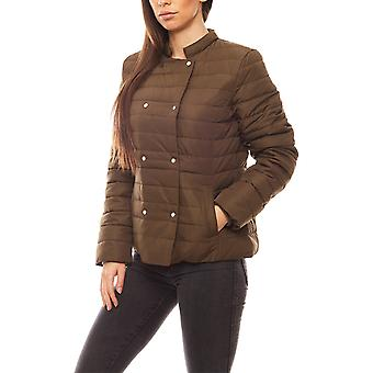 B.C.. best connections weatherproof ladies Quilted Jacket olive