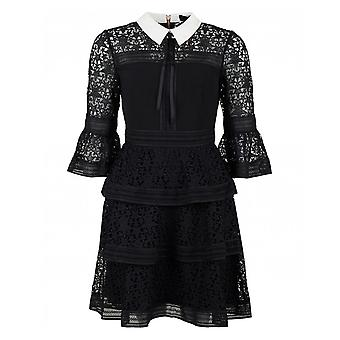 Ted Baker Star Lace Tiered Dress