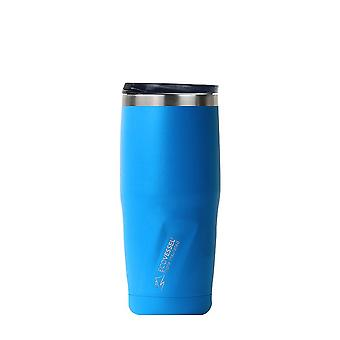 EcoVessel EcoVessel METRO TriMax Insulated Stainless Steel Tumbler - Island Blue 24 oz