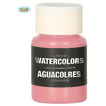 Make up and eyelashes  Liquid water Makeup Pink 28ml