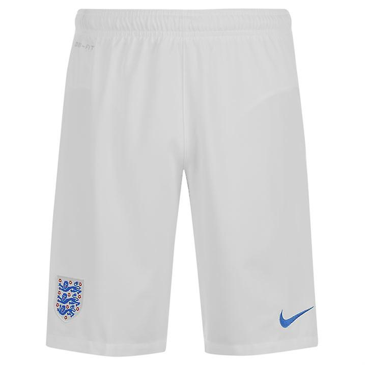 2014-15 England Nike Home Shorts (weiss) - Kids