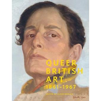 Queer British Art by Clare Barlow - 9781849764520 Book