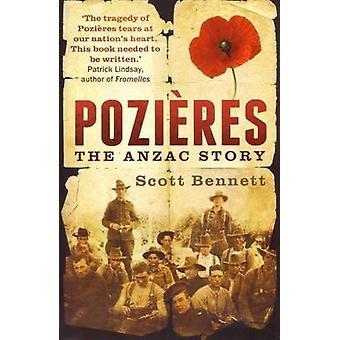 Pozieres - Anzac berättelsen av Scott Bennett - 9781921844836 bok