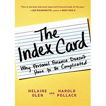 The Index Card