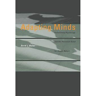 Tilpasset sinn: Evolusjonær psykologi og den vedvarende søken for menneskets natur (Bradford bøker)