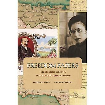 Wolność papieru: Odyssey Atlantic w dobie emancypacji
