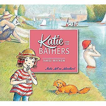 Katie en de zwemmers