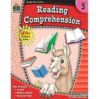 Compréhension de lecture, niveau 3