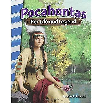 Pocahontas: Her Life and Legend (America's Early Years) (Primary Source Readers)