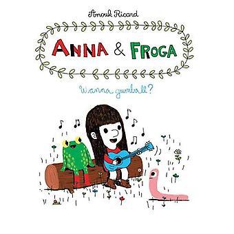 Anna och Froga: vill Gumball?