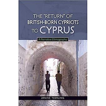 RETURN OF BRITISH BORN CYPRIOTS TO CYPRU