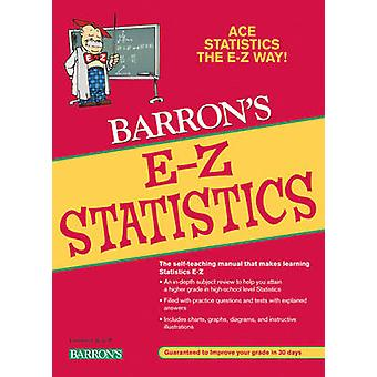E-Z statistik (4th edition) av Douglas Downing - Jeff Clark - 978076