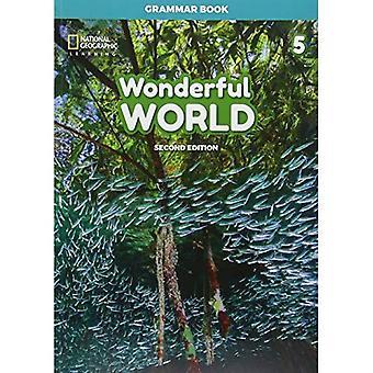 Wonderful World 5: Grammar Book