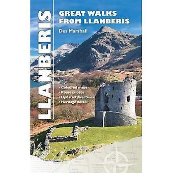 Carreg Gwalch Best Walks: Great Walks from Llanberis