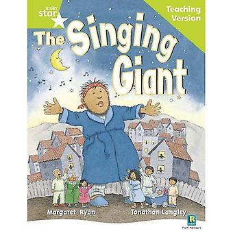 The Singing Giant - Story: Green Level (Rigby Star Guided)