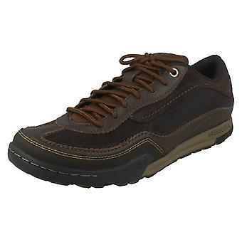 Mannen Merrell Casual Lace Up wandelen Trainers berg Diggs/J69199 Falcon grootte 6.5