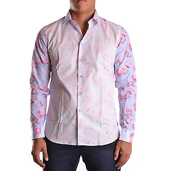 Givenchy Pink Cotton Shirt
