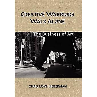 السير المحاربين الإبداعية وحدها في الأعمال الفنية بها ليبرمان & تشاد حب