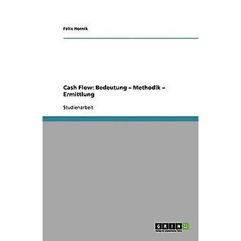 Cash Flow. Bedeutung Methodik Ermittlung by Hornik & Felix
