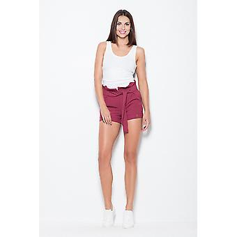 Venaton ladies of shorts Red