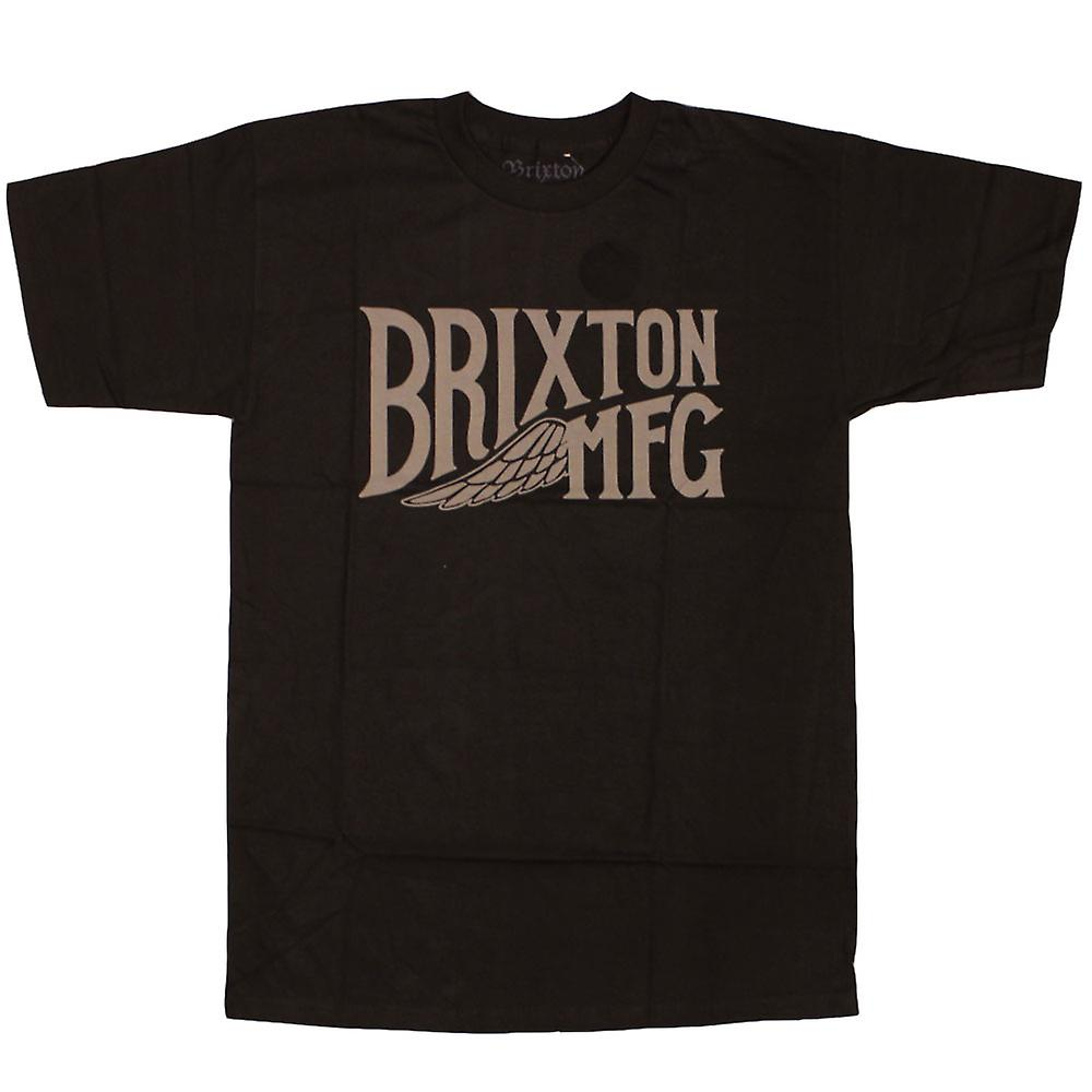 Brixton Coventry T-Shirt zwart