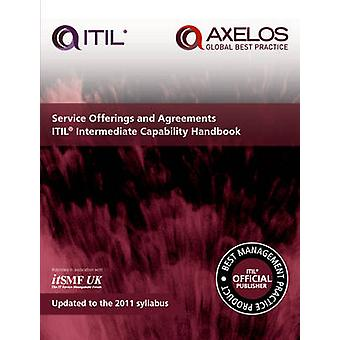 Service Offerings and Agreements ITIL 2011 Intermediate Capability Ha