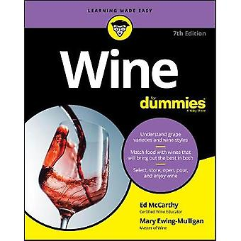 Wine For Dummies by Wine For Dummies - 9781119512738 Book