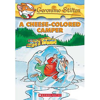 A Cheese-Colored Camper - 9781417679492 Book