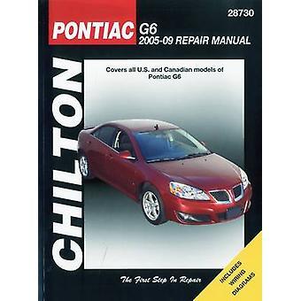 Pontiac G6 Automotive Repair Manual - 05-09 by Tim Imhoff - 9781563928