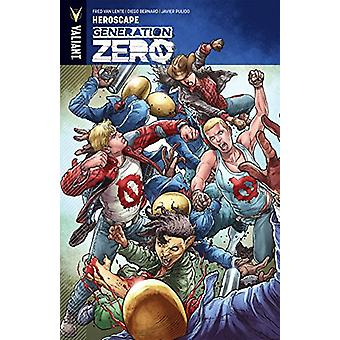 Generation Zero Volume 2 - Heroscape by Fred van Lente - 9781682152096