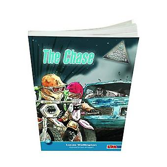 The Chase by Lucas Wellington - Jenny Knight - Dave McTaggart - 97818