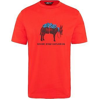 The North Face Tansa T92S7Z15Q män t-shirt