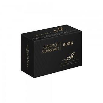 Eco Masters Carrot & Argan Soaps - For Skin Pigmentation & Discolouration - 2 x 100g Bars