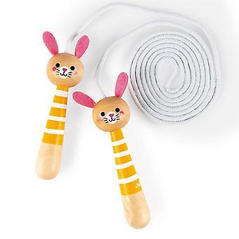 Janod Bunny Skipping Rope