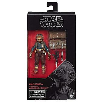 Figura de Star Wars Black Series-Maz Kanaa